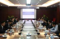 中关村管委会与中关村股权交易服务集团签署战略合作协议